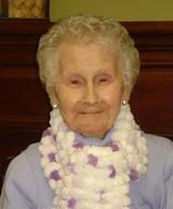 Alice Elsie Margaret Bryan  (July 24 1927  January 7 2018) avis de deces  NecroCanada