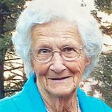 Betty Inga Mckersie  January 6 1929  January 22 2018 avis de deces  NecroCanada