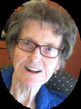 Fannie Piercey  1931  2018 avis de deces  NecroCanada