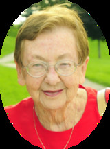 Grace Marguerite Barons  1923  2018 avis de deces  NecroCanada