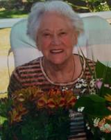 Lilian Elsie McInnes Burrows  July 10 1920  Dec 28 2017 avis de deces  NecroCanada