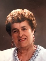 Lucille Girard Perron  1928  2018 avis de deces  NecroCanada