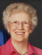 Eileen Hogg  19282018 avis de deces  NecroCanada