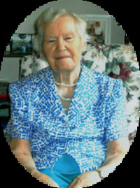 Emeline Pearl Greatrix  1923  2018 avis de deces  NecroCanada
