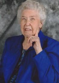 Freda Mae Taylor  19242018 avis de deces  NecroCanada