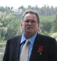Garnet Hay  of Edmonton