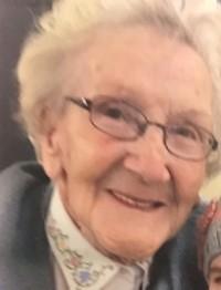 Rena Burton  1915  2018 avis de deces  NecroCanada