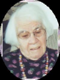 Barbara Hughes  1921  2018 avis de deces  NecroCanada