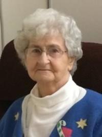 Ethel Bertha Berthelson Jarvis  1928  2018 avis de deces  NecroCanada