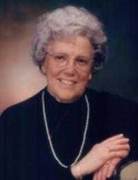 Dora Patricia LeBrun  1925