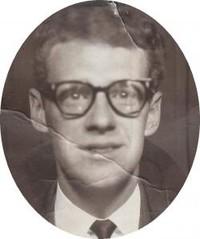 John Gordon Stone  19442018 avis de deces  NecroCanada
