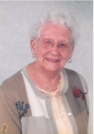 Leonis Yvonne Gillies  1913  2018 avis de deces  NecroCanada