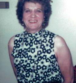 Mary Woolston  2018 avis de deces  NecroCanada
