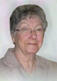 Yvette Riel  1930  2018 (88 ans) avis de deces  NecroCanada