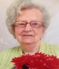 Hilda Blair MacMillan  August 11 2018 avis de deces  NecroCanada