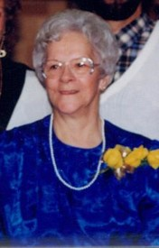 Lena Marie Caissie  19242018 avis de deces  NecroCanada
