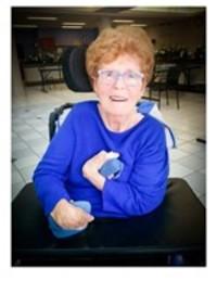 Marjorie Pageot  1932  2018 (85 ans) avis de deces  NecroCanada