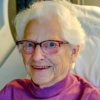E Audrey Sibbins  August 31 1927  August 18 2018 avis de deces  NecroCanada