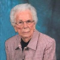 Mary Gradwell Laurie  September 02 1917  August 27 2018 avis de deces  NecroCanada