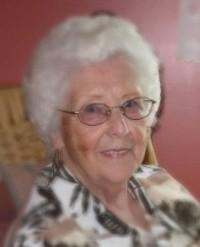 BURROWS ROBERTSON Evelyn  1924  2018 avis de deces  NecroCanada