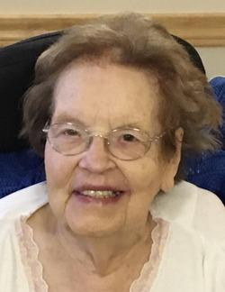 Edith Bent  2018 avis de deces  NecroCanada