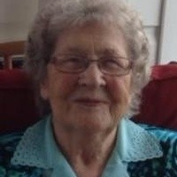 Annie Bertha Gillard nee Wilcox  September 11 1922  September 5 2018 avis de deces  NecroCanada