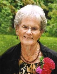 Georgina Florence Biggs  19272018 avis de deces  NecroCanada