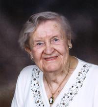 Luise Braun  October 5 1925  September 6 2018 (age 92) avis de deces  NecroCanada