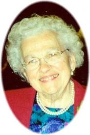 Helen Pearl Thorpe Little  19222018 avis de deces  NecroCanada
