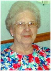 Madeline Esther Fisher  19272018 avis de deces  NecroCanada