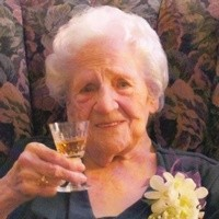 Anne Hunter  November 26 1911  September 22 2018 avis de deces  NecroCanada