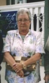 Sandra Earline McKenna  July 6 1938  October 3 2018 avis de deces  NecroCanada