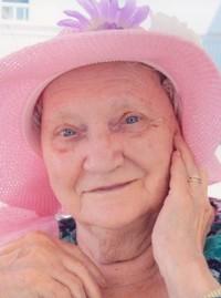 Ethel Blanche Picco  October 9 2018 avis de deces  NecroCanada