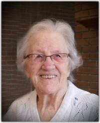Inez Gertrude Whittier  March 05 1921  October 11 2018 avis de deces  NecroCanada