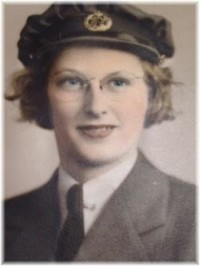 Marjorie Anningson Frawsel Kinsman  19242018 avis de deces  NecroCanada
