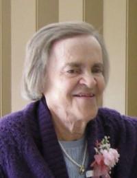 Eveline Daigle  (1926 – 2018) avis de deces  NecroCanada