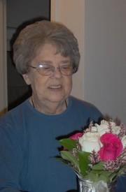 Virginia Mary Scotto-Somers  19322018 avis de deces  NecroCanada