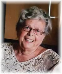 Gertrude Kezar  June 28 1935  October 17 2018 (age 83) avis de deces  NecroCanada