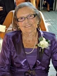 Ruth Eleanor Dow  19232018 avis de deces  NecroCanada