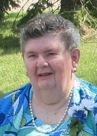 Ethel Mary Kirk Robertson  October 5 1933  October 26 2018 (age 85) avis de deces  NecroCanada