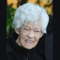 Dorothy Vivian Adams  July 24 1930  October 20 2018 avis de deces  NecroCanada