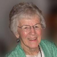 MYETTE Kathleen Lintott  September 20 1923 — October 6 2018 avis de deces  NecroCanada