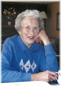Lena Robson Richardson  December 14 1916  November 3 2018 (age 101) avis de deces  NecroCanada
