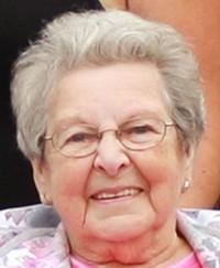 June Frances Giddens  January 20 1921  November 11 2018 avis de deces  NecroCanada