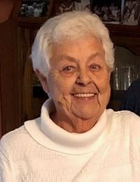 Marion Joan Craft Schofield  June 14 1935  November 12 2018 (age 83) avis de deces  NecroCanada
