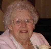 Ruth Killam  19282018 avis de deces  NecroCanada