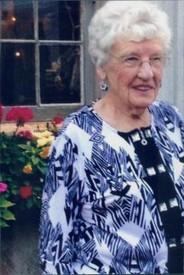 Elizabeth Alva May Henderson  19372018 avis de deces  NecroCanada