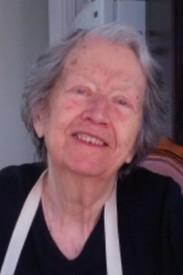 Evangelia Sakadakis  10 janvier 1935