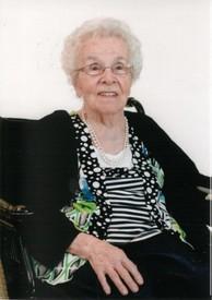 Mme Flore Lavoie  2018 avis de deces  NecroCanada