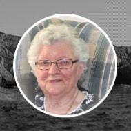 Maude Mary Houghton  2018 avis de deces  NecroCanada
